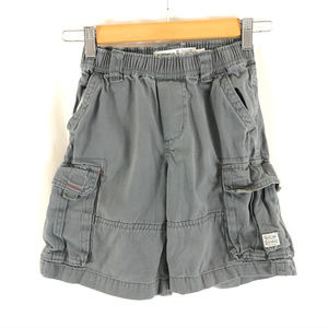 Childrens Place Boys Cargo Shorts Pull On Elastic